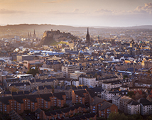 Edinburgh from Salisbury Craigs thumbnail