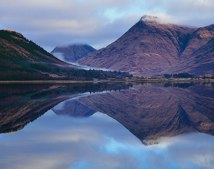 Loch Etive and Stob Dubh thumbnail