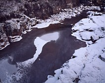 River Coupal with Snow thumbnail